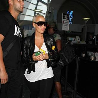 Amber Rose: I'm not 'freaky'