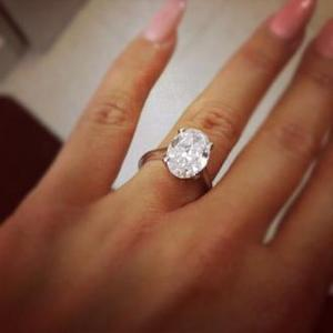 Wiz Khalifa And Amber Rose Get Engaged