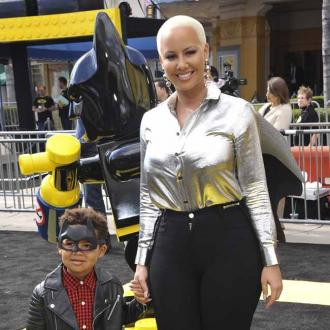 Amber Rose: Mothers can still be sexy