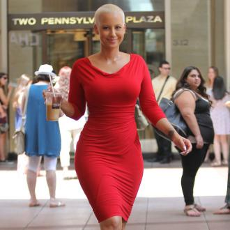Amber Rose 'Feels Sexiest Naked'