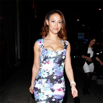 Amelle Berrabah's vows leave husband in tears