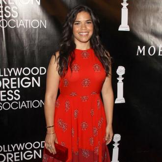 America Ferrera is a 'present' mother