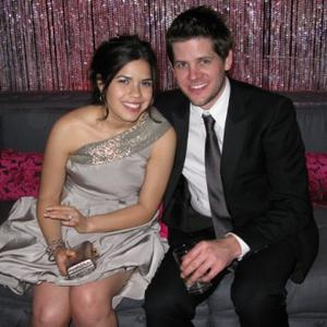 America Ferrera Gets Engaged