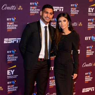 Amir Khan's wife is pregnant