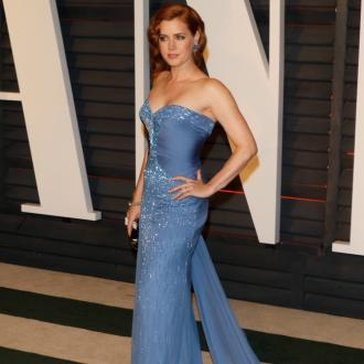 Amy Adams thanks make-up artist