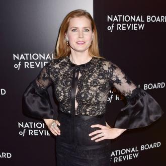 Amy Adams on her 'crazy' Hollywood Walk of Fame star
