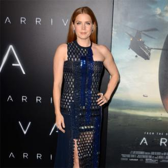 Amy Adams: Looking dishevelled is freeing