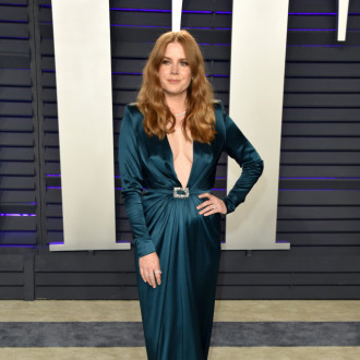 Amy Adams teases singing and dancing in Disenchanted