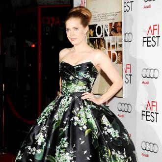 Amy Adams Forgets About Fame