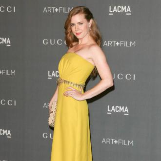 Amy Adams Admires 'Cool' Singers