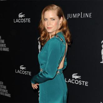Amy Adams Kept American Hustle Trench Coat