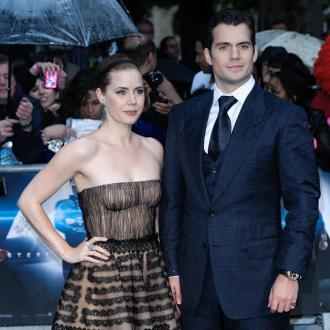 Amy Adams Charmed By Henry Cavill