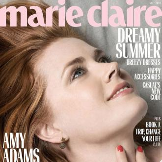 Amy Adams: It's sexy to see my husband raising my girl