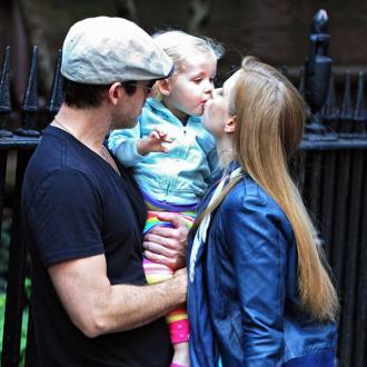 Amy Adams Loves Motherhood Balancing Act