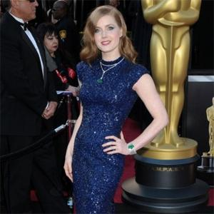Amy Adams Has Diamond Night At Oscars