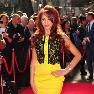 Amy Childs Steals Spotlight At 'Mum Of The Year' Bash