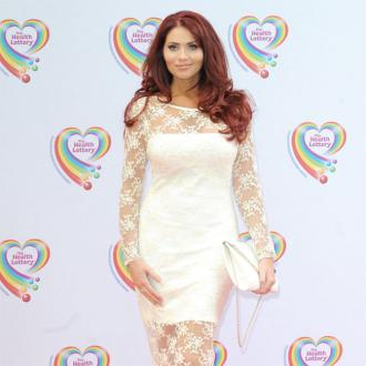 Amy Childs defends her collection over Victoria Beckham comparisons