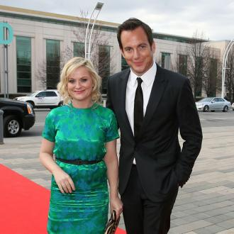 Amy Poehler Spends Christmas With Will Arnett