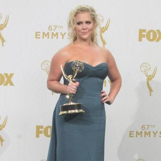 Amy Schumer Took 'Lube' To Emmy After-party