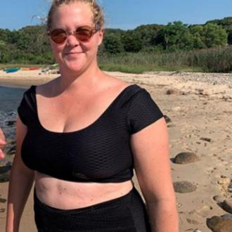 Amy Schumer loses 10lbs