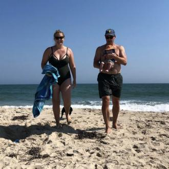 Amy Schumer Feels 'Strong' After Giving Birth