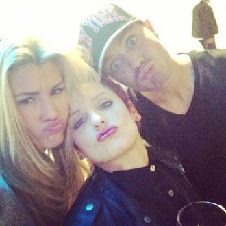 The Wanted's Max George And Amy Willerton Dating?