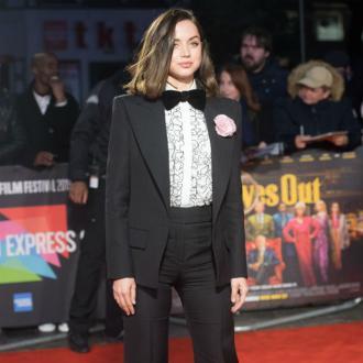 Ana De Armas feels 'lucky' she was allowed to pursue movie dream