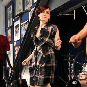 Ana Matronic Is Happiest On Stage