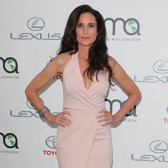 Andie MacDowell had no shame stripping for new movie