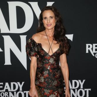 Andie MacDowell wishes she'd done nude scenes sooner