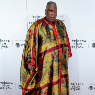 Andre Leon Talley is the face of UGG