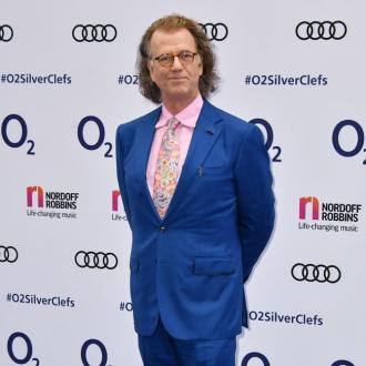 André Rieu cancels UK shows after orchestra member's heart attack