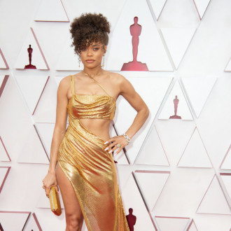 Andra Day's Oscars dress needed welders to make