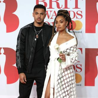 Andre Gray proposed to Leigh-Anne Pinnock with personalised film on outdoor cinema