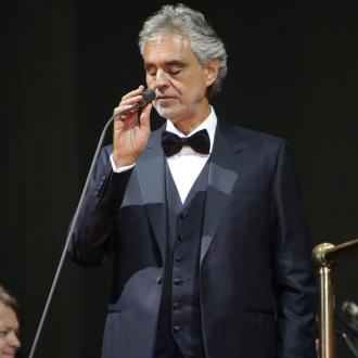 Andrea Bocelli's Fall On Me wasn't meant to feature his son
