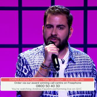 Andrea Faustini 'Nervous' About Album