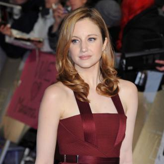Andrea Riseborough buys from charity shops