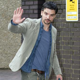 Andrew-Lee Potts made award-winning film in his cupboard