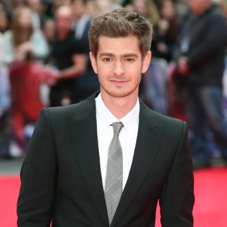 Andrew Garfield: My kiss with Ryan Reynolds was 'ridiculous'