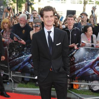 Andrew Garfield Stole His Spiderman Costume