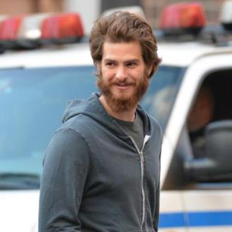 Andrew Garfield enjoys carpentry