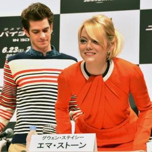 Andrew Garfield Talks Falling For Emma Stone