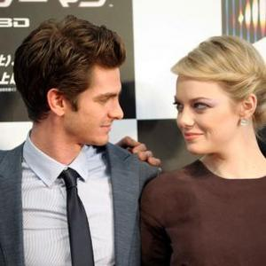 Emma Stone Had Instant Chemistry With Andrew Garfield