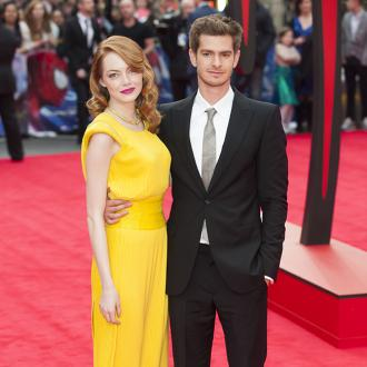 Andrew Garfield Is 'Starry-eyed' Around Emma Stone