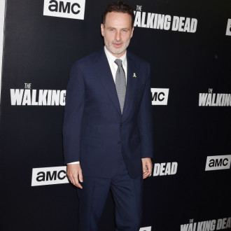 Andrew Lincoln snubbed movies for his family