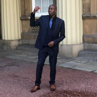 Andrew Roachford Awarded Mbe