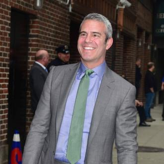 Andy Cohen Has Stopped Smoking Pot Now He's A Father