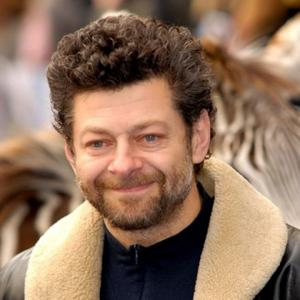 Hairball-inspired Andy Serkis