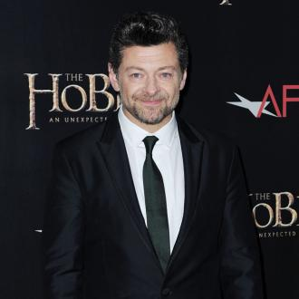 Andy Serkis' contortionist confusion