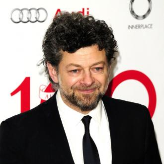 Andy Serkis' latex 'horror'